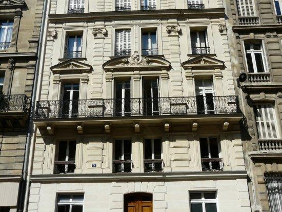Salle de réunion - Rue de Téhéran - Paris